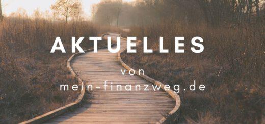 Aktuelle Meldung von mein-finanzweg.de zu Negativzinsen vermeiden umgehen was ist das