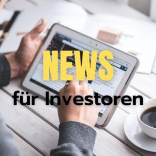 Neuigkeiten von Marius Klett von mein-finanzweg.de